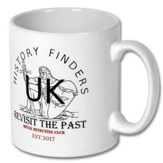 UK History Finders Logo Mug